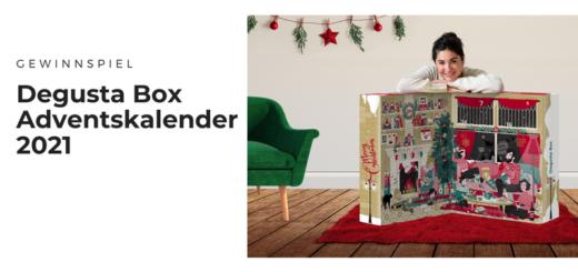 Gewinnt den großartigen Degusta Box XXL-Adventskalender
