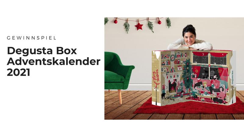 Degusta Box XXL-Adventskalender