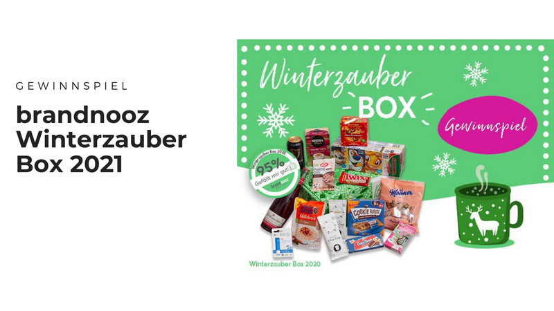 brandnooz Winterzauber Box